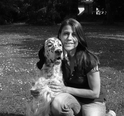 Nicole Hansel Physiotherapie beim Hund