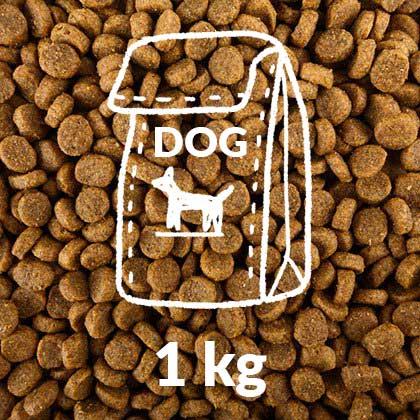 Hunde-Trocken-Futter-1kg