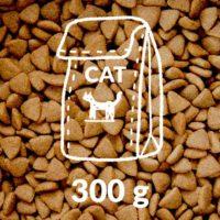 Katzen-Trocken-Futter-300g