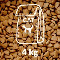 Katzen-Trocken-Futter-4kg