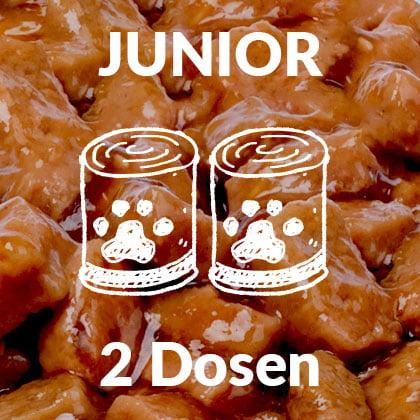 Hunde-Nass-Futter-junior-2dosen