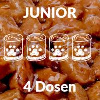 Hunde-Nass-Futter-junior-4dosen