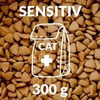 Katzen-Trocken-Futter-sensitiv-300g