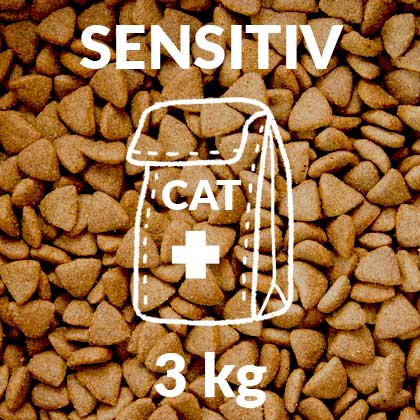 Katzen-Trocken-Futter-sensitiv-3kg