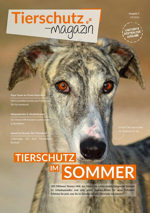 Tierschutz-Magazin Ausgabe 2