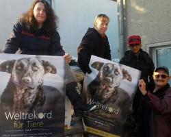 Weltrekord-für-Tiere-Tierschutz-Shop-Tiertafel-Bad-Belzig-Spenden