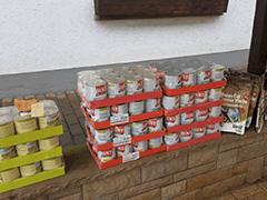ETN-Hof-Wiesenfeld Tierschutz-Shop Futter Spenden