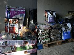 Förderverein-Treue-Pfötchen-Tierschutz-Shop-Futter-spenden