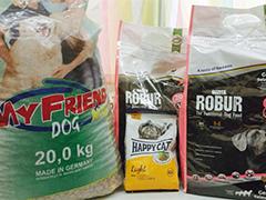 Berliner Tiertafel Spenden Tieschutz-Shop helfen