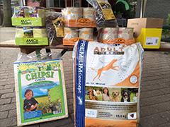 Tierheim Marl Spenden Tieschutz-Shop helfen
