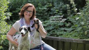 Hanna Czenczak und wie sie Tierschutz-Shop gründete