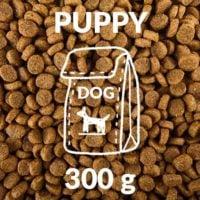 Hunde-Trocken-Futter-puppy-300g