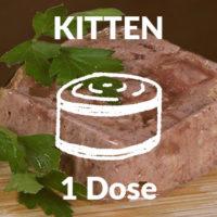 Katzen-Nass-Futter-kitten-Gefluegelschmaus