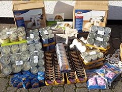 Tierheim-Aschaffenburg-Tierschutz-Shop-Futter-spenden