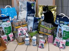 Tierheim-Moers-Tierschutz-Shop-Futter-spenden