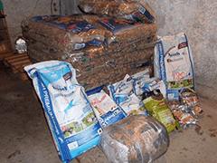 Tierhilfe-Saarland-Tierschutz-Shop-Futter-spenden