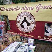 Heimatlose-Pfoten-eV-Futterspenden