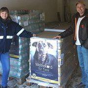 Tierheim-Nürnbeg-Weltrekord-Tierschutz-Shop-Futterspenden