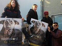 Tiertafel-Bad-Belzig-Weltrekord-Tierschutz-Shop-Futterspenden
