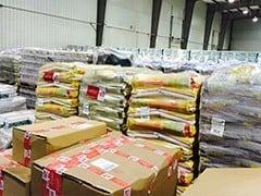 Weltrekord-für-Tiere-Lager-Tierschutz-Shop-Futterspenden