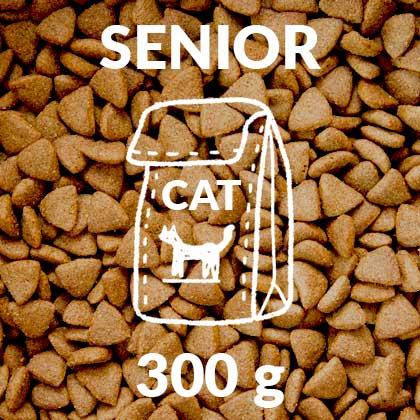 Katzen-Trocken-Futter-sensior