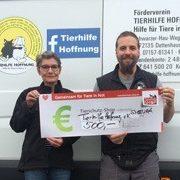 Tierhilfe_Hoffnung_3-Spendentransport_Für_Rumänien-Tierschutz-Shop-Futterspenden
