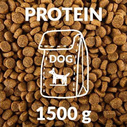 Hunde-Trocken-Futter-protein
