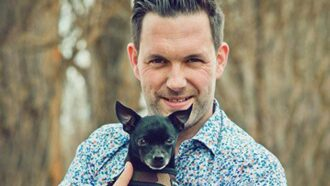 Matthias Killing spricht im Promi-Interview über seine Leidenschaft für den Tierschutz.
