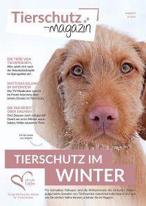 Tierschutz-Magazin Ausgabe 3 Tierschutz-Shop
