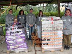 Spendenankunft Berliner Katzenschutz 2