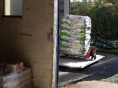 Spendenankunft Oktober Katzenschutzverein Halle e. V. 3