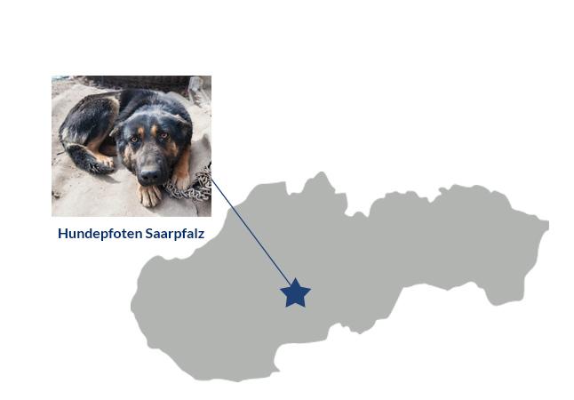 Slowakeikarte-Spendenmarathon
