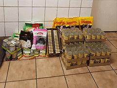 Spendenankunft-TSV-Freital
