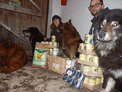Spendenankunft Tierhof-Lucky-Farm-1
