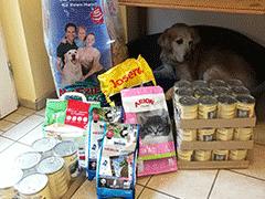 Spendenankunft Tierschutzverein-Bad-Reichenhall
