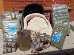 Spendenankunft Tierschutzverein Minden