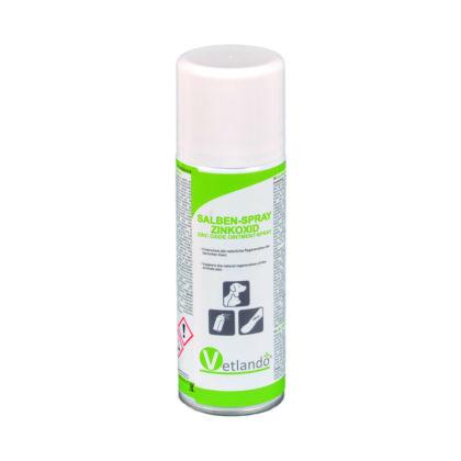 Salben-Spray Zinkoxid