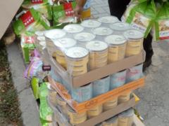 Spendenankunft Tierhilfe Wendland 3