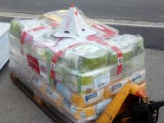 Spendenankunft Tierhilfe Wendland 4