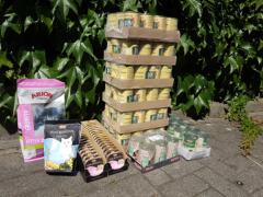 Spendenankunft Tierschutzverein OHZ 2