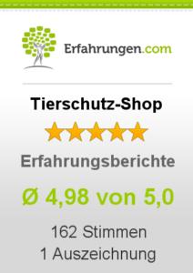 Erfahrungen.com Tierschutz-Shop