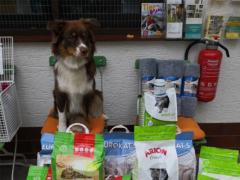 Spendenankunft Tierheim u. Tierschutzverein Kreis Ahrweiler
