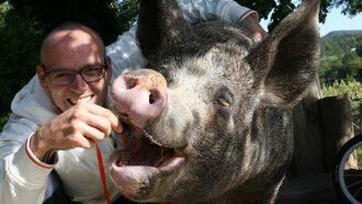 Im Promi-Interview sprechen wir mit Thomas D über Tierschutz in seinem Leben.