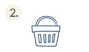 Tierschutz-Shop-Spendenplattform-Spendenaktionen-Wie-funktioniert-Tierschutz-Shop-Grafik_02_Korb