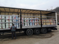 Spendenankunft Pro Dog Romania 3