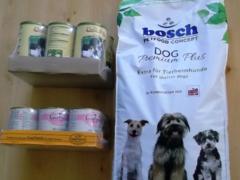 Spendenankunft Tierteller Eifel