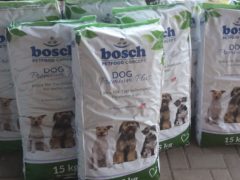 Spendenankunft Tierhilfe Südbrandenburg e.V. 1