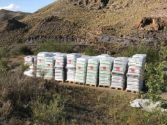 Spendenankunft_Galgorettung Fränkisches Seenland e. V. Refugio Desert Hearts 1