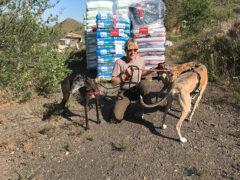 Spendenankunft_Galgorettung Fränkisches Seenland e. V. Refugio Desert Hearts 3