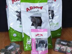 Spendenankunft_Guxhagener Katzenhilfe e. V. 2